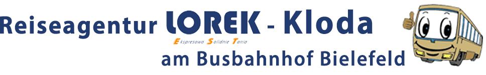 Busbahnhof Bielefeld-Brackwede - Reiseagentur Lorek-Kloda